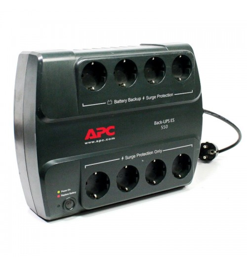 APC BE550-GR Back UPS 550VA/330W