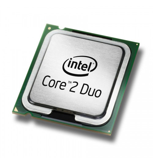 CPU Intel C2D E6600 2.40GHz