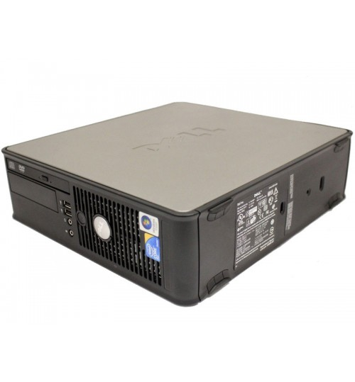 DELL Optiplex 760 Intel C2D 2.93GHz SFF GRADE A-