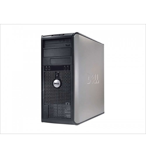 DELL Optiplex 745 Intel C2D 2.40GHz TOWER GRADE A-
