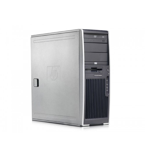 HP XW4400 Intel C2D 1.86 GHZ Workstation