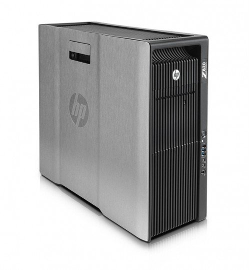 HP Z820 Intel xeon 2.20GHz Workstation